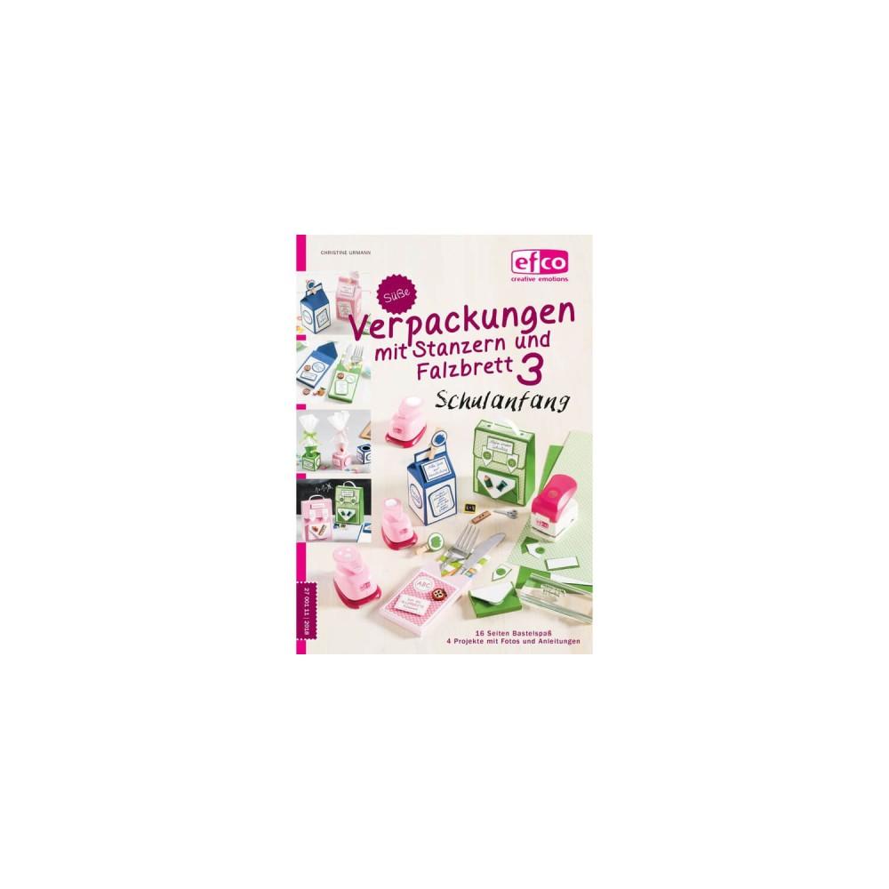 Buch Süße Verpackungen Schulanfang