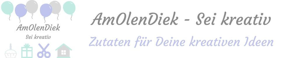 AmOlenDiek - Sei kreativ-Logo