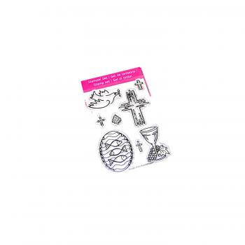 Stempel Clear Religious